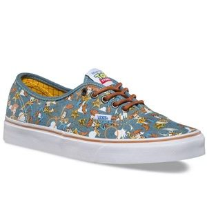 Vans Toy Story Authentic Woody Sneakers